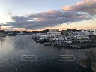 横須賀 海軍 海の写真・画像素材[1717921]