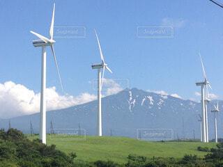 鳥海山の写真・画像素材[60268]