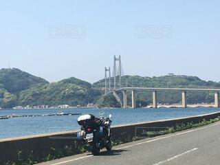 長崎ツーリングの写真・画像素材[1048306]