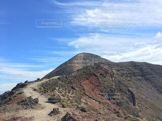高千穂峰登山の写真・画像素材[1593066]