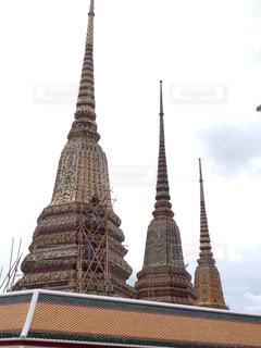 タイの寺院の写真・画像素材[1717325]