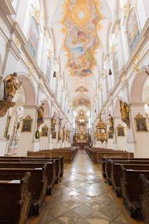 ドイツの教会の写真・画像素材[1719122]