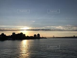 夕日の写真・画像素材[2288740]