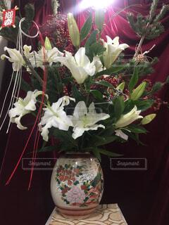 生け花 Ikebana Japanese Flowerの写真・画像素材[1717900]