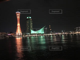 神戸の夜景の写真・画像素材[1977388]