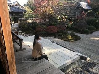 日本庭園の写真・画像素材[1815980]
