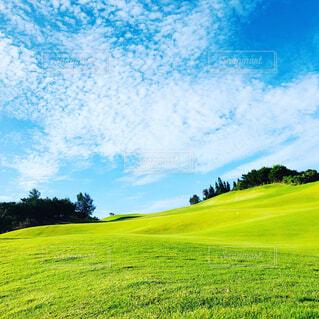 ハワイのゴルフ場の写真・画像素材[1719636]