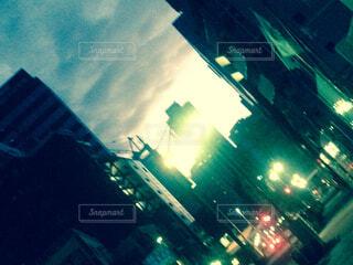 明けない夜はない。の写真・画像素材[1720729]