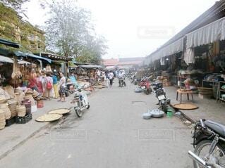 ベトナム ホイアンの写真・画像素材[1723131]