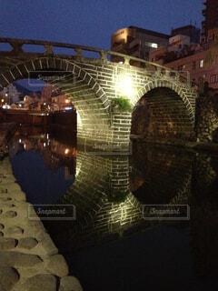長崎 眼鏡橋の写真・画像素材[1723167]