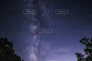 阿智村の天の川の写真・画像素材[1720946]