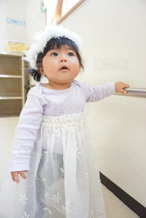 小さなバレリーナの写真・画像素材[2216635]