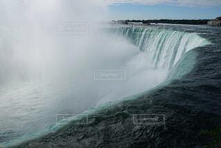 ナイアガラの滝の写真・画像素材[1721411]