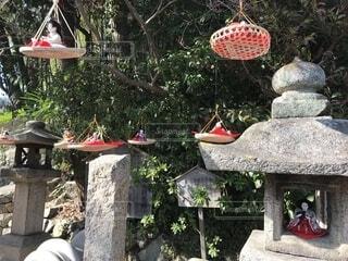 岡山・備前片上ひな祭りの写真・画像素材[1723360]