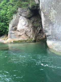 岩の写真・画像素材[1725331]