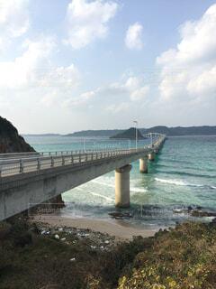 角島大橋の写真・画像素材[1725264]