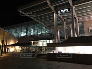 富山駅の写真・画像素材[1725824]