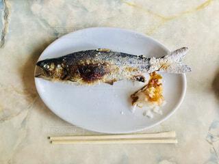 焼き魚の写真・画像素材[1725818]