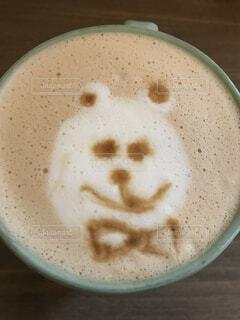 一杯のコーヒーの写真・画像素材[1726071]