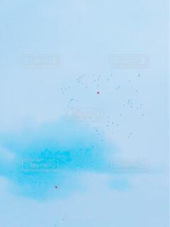 空の凧の写真・画像素材[1876121]