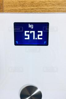 体重計の写真・画像素材[1726626]