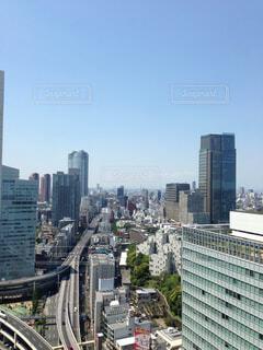 都市の高層ビルの写真・画像素材[1729752]