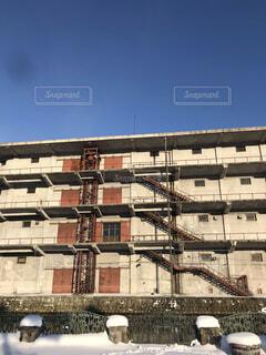 小樽運河沿いの倉庫の写真・画像素材[1730554]