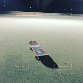 パークのスケートボードの写真・画像素材[1730770]