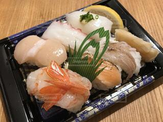 パック寿司の写真・画像素材[1735772]