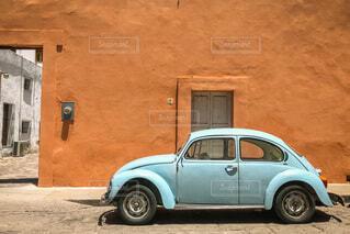 クラシックな中南米風景の写真・画像素材[3387917]
