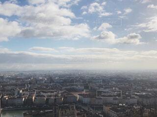 大都市風景のビューの写真・画像素材[1731822]