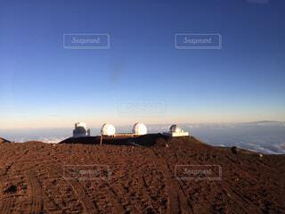 ハワイ島天文台の写真・画像素材[1732082]