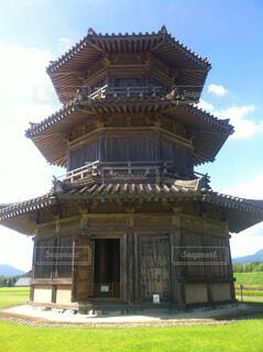 菊池城の写真・画像素材[1738979]
