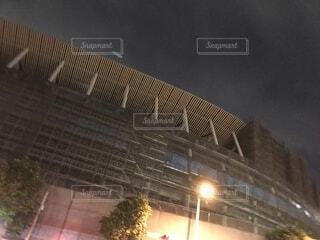 工事中の新国立劇場の写真・画像素材[1734722]