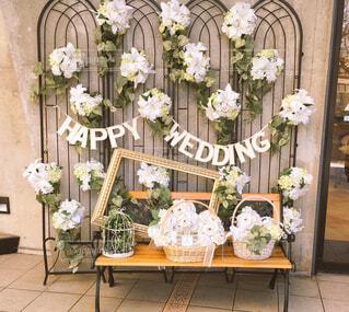 Happy weddingの写真・画像素材[1734831]