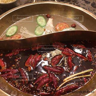 中国深センの火鍋の写真・画像素材[1789478]