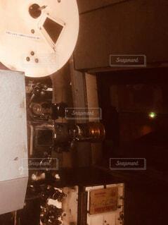 映写機3の写真・画像素材[1755514]
