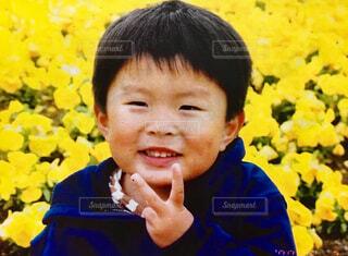 笑顔の写真・画像素材[2108219]