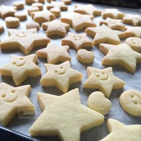 食べ物,スイーツ,星,クッキー,ニコちゃん
