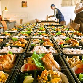 食べ物,お弁当,弁当,弁当づくり,迫力
