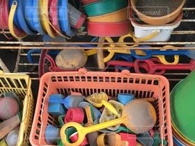 子ども,砂,バケツ,スコップ,遊び,遊具,幼稚園,オモチャ,整頓