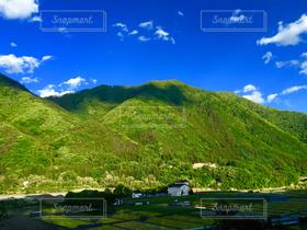 自然,風景,空,青空,山