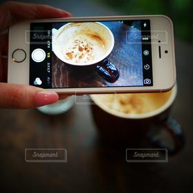 飲み物,カフェ,カメラ,カメラ女子,スマホ,撮影,iphone,スマホカメラ,液晶