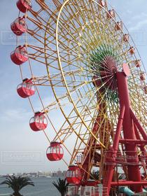 風景,観覧車,遊園地,神戸,兵庫