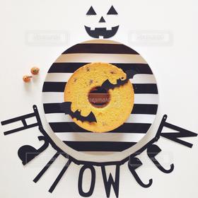 食べ物,スイーツ,ハロウィン,かぼちゃ,テーブルフォト,シフォンケーキ