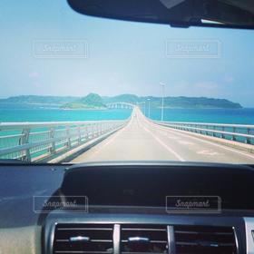 自然,風景,世界の絶景,車,旅行,旅,角島