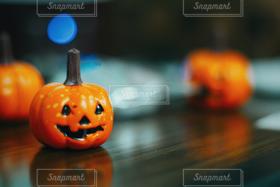 インテリア,ショップ,秋,オレンジ,ハロウィン,顔,かぼちゃ,ディスプレイ