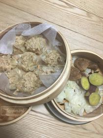 食べ物,食事,蒸篭,ダイエットフード