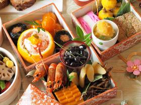 食べ物,おせち,正月,おせち料理,お正月,和食,テーブルフォト,お節料理,御節,お節
