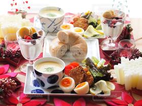 食べ物,朝食,キッチン,朝ごはん,テーブルコーディネート,テーブルフォト,波佐見焼